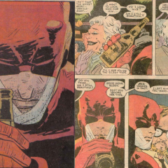 A DAREDEVIL CHRISTMAS, by Ann Nocenti