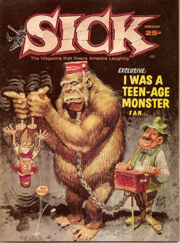 sick ape jdavis