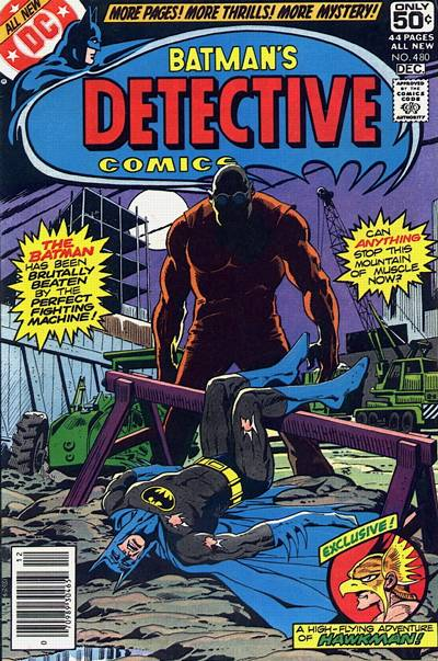 The last Detective before the merger with Batman Family. Levitz was yet to sign on as editor.