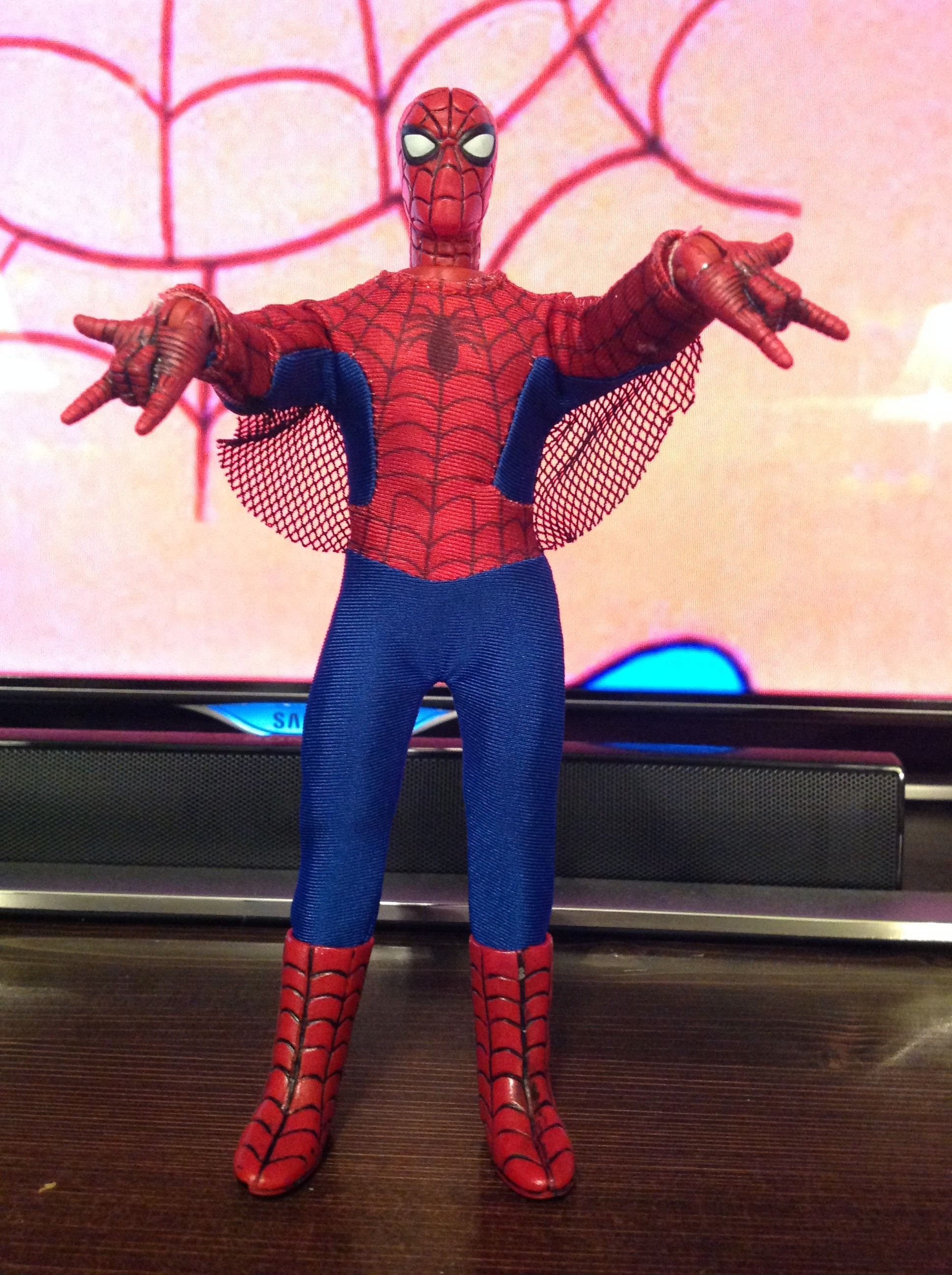 Review Retro Spider Man From Diamond Select 13th