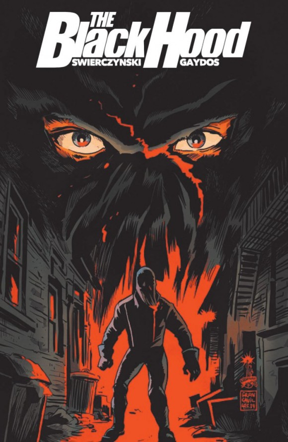 Francesco Francavilla variant, one of many alternate covers.