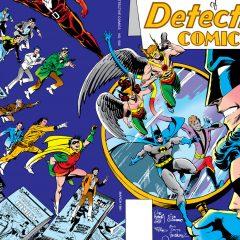 PAUL LEVITZ: We Went 'All Out' For DETECTIVE COMICS #500