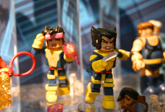 Don't forget Minimates