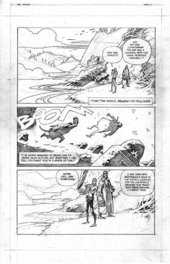 Abe-Sapien-Nowlan-pencils-page-2