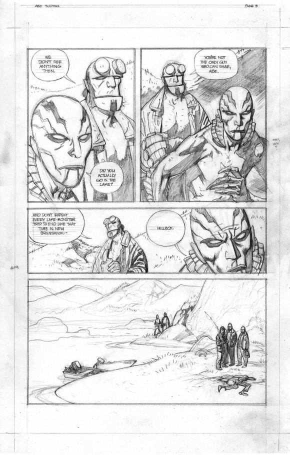 Abe-Sapien-Nowlan-pencils-page-3