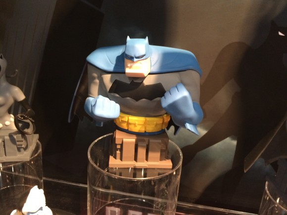 Dark Knight Batman from Batman: The Animated Series. Brilliant.