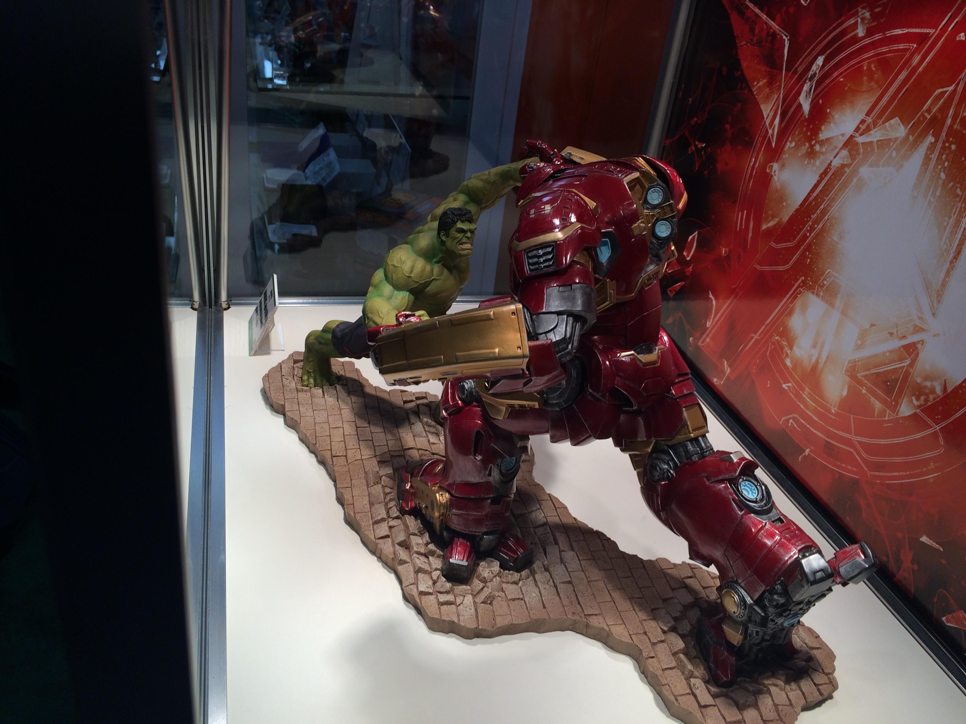 Hulk out!!