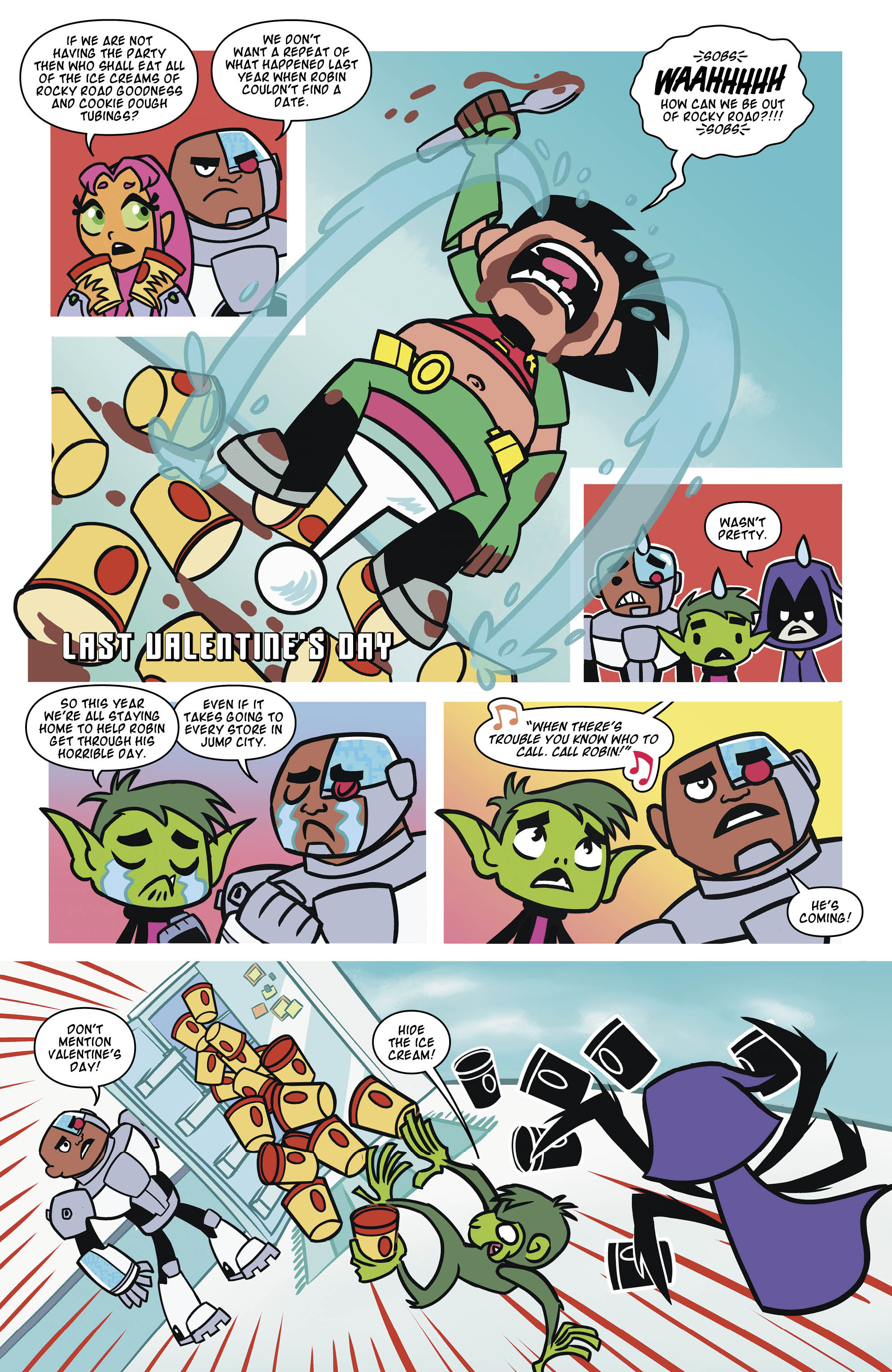 How Old Are Teen Titans
