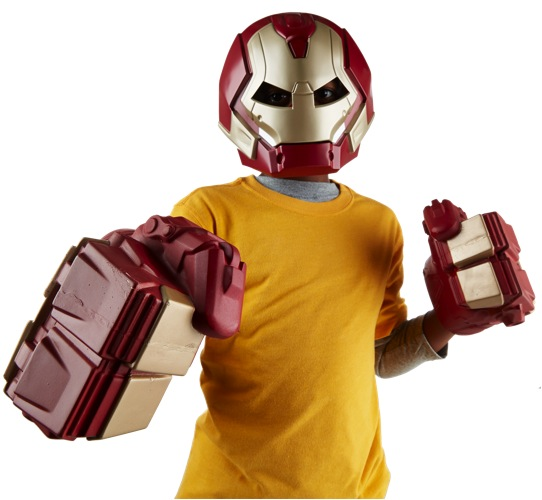 Walmart Hulkbuster Role-Play