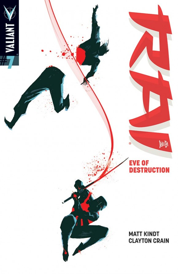 Rafael Albuquerque. Awesome.