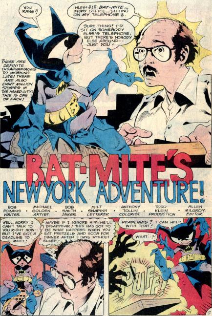 Detective Comics #482