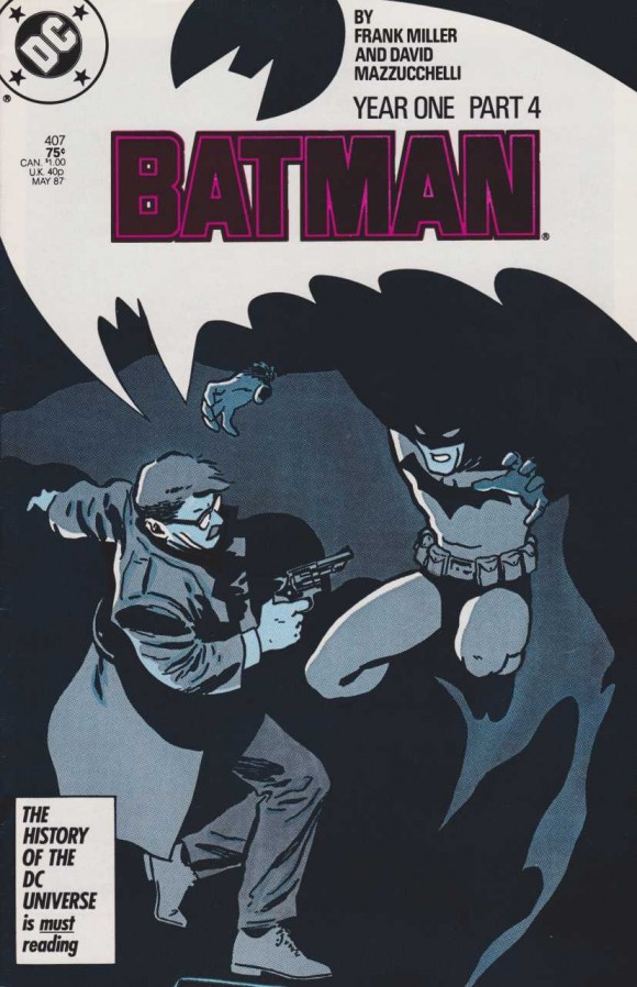 Perhaps the greatest Batman story ever is no longer canon.