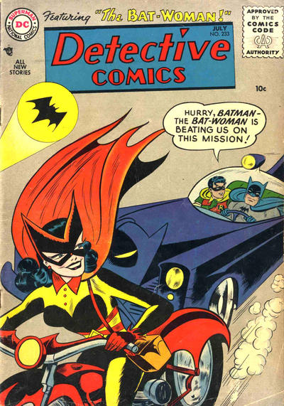 Batwoman's first appearance