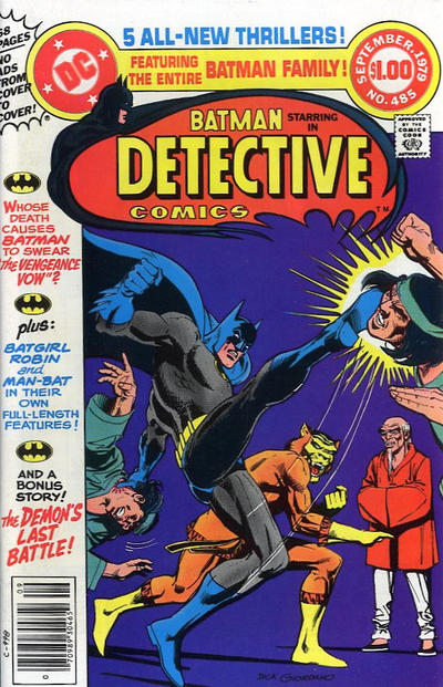 Spoiler alert. Batwoman gets kilt in this issue.