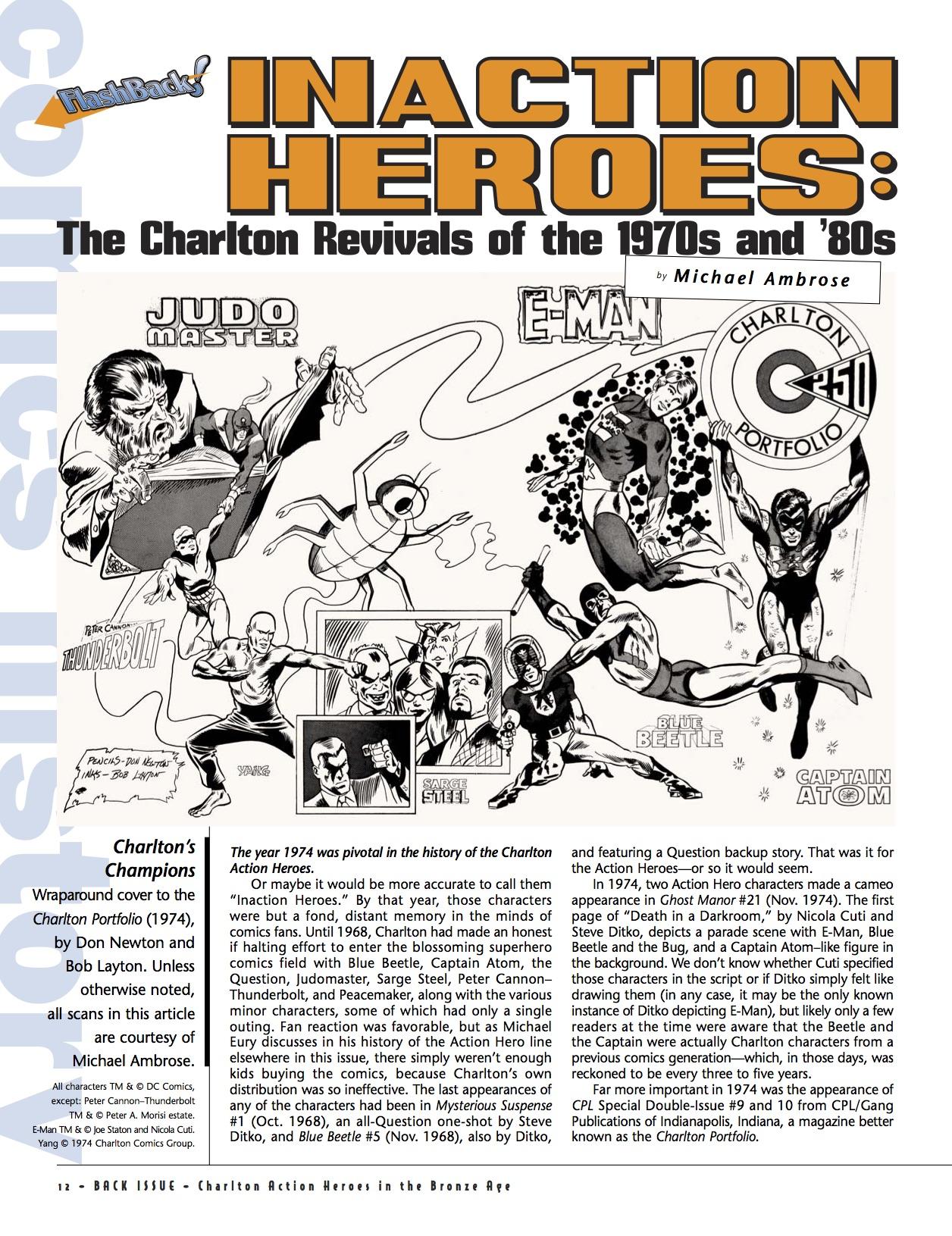 BI #79 Inaction Heroes