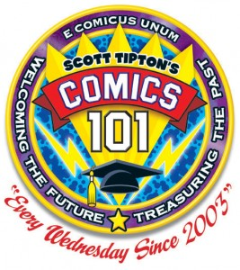 Comics101MainLogo