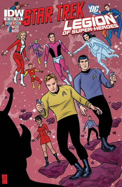 Mike Allred -- with more Legion!