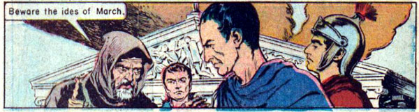 Classics Illustrated #68 (1950), art by Henry C. Kiefer