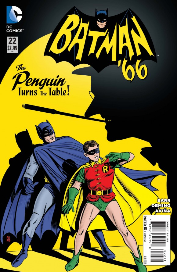 Batman 66 22 Cover