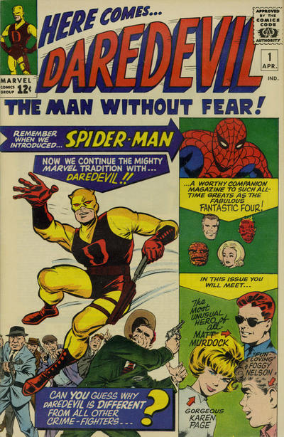 That's a Jack Kirby cover.