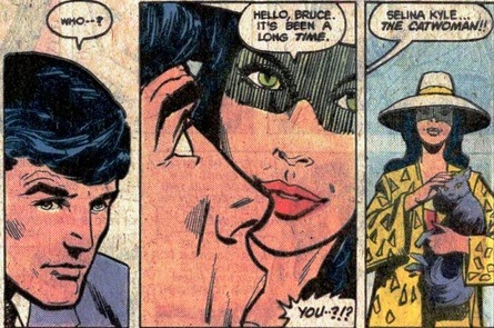 From Batman #308. Art by John Calnan and Dick Giordano.