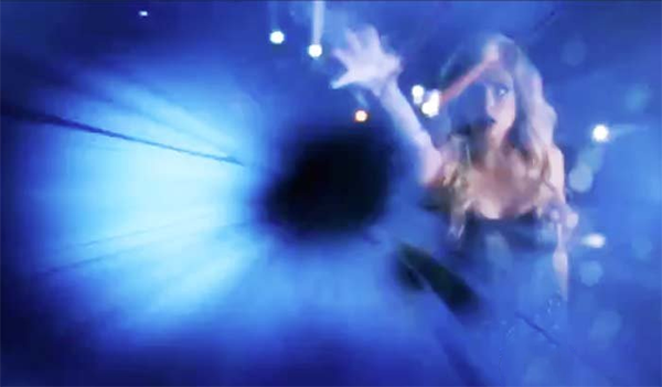 Killer Frost! Don't stay bad, Caitlin!