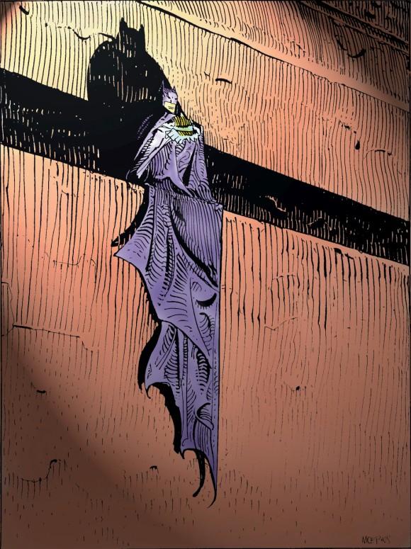 Batman-Moebius