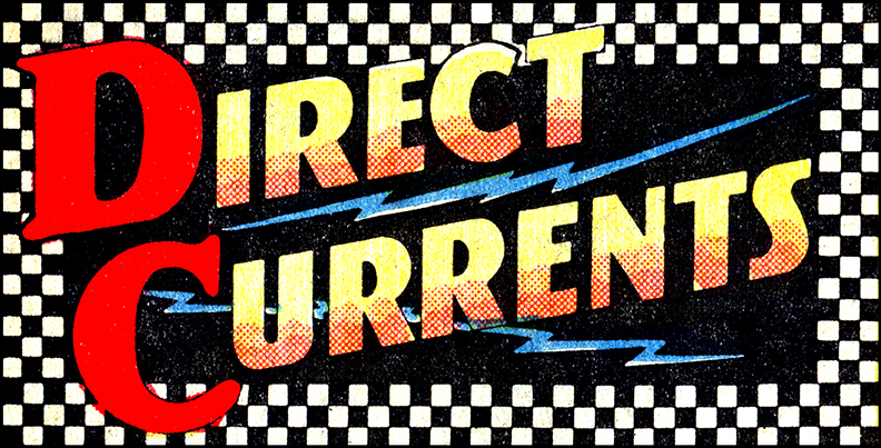 DIRECT CURRENTS logo