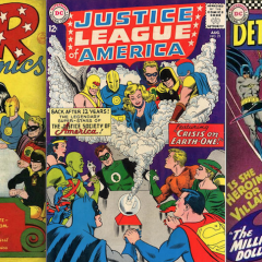13 COVERS: A GARDNER FOX Birthday Celebration