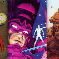 13 SUPERHEROES: A MOEBIUS Birthday Celebration
