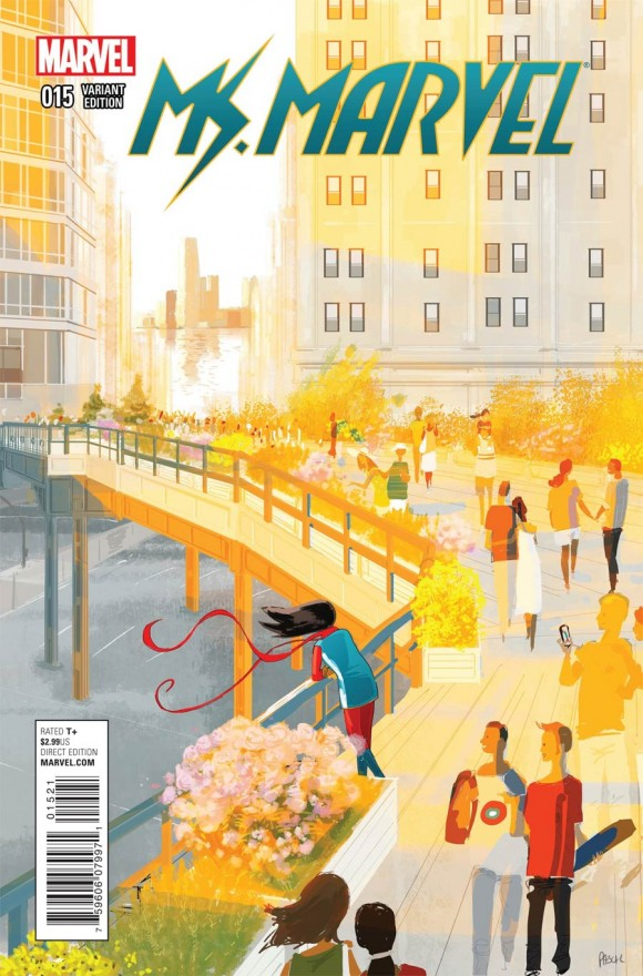 Pascal Campion's very New Yorker-like cover
