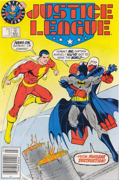Might be Maguire and Dick Giordano. This was a test-market cover.