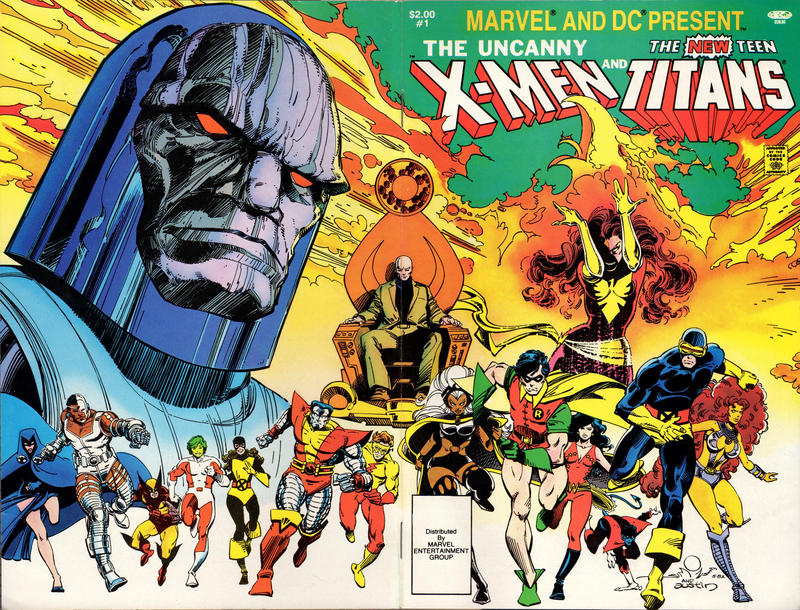 No disrespect to Walter Simonson, of course. BUT I WANTED GEORGE PEREZ!