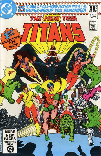 13 Covers Saluting George Perez And The New Teen Titans -8199