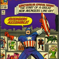 J.J. SEDELMAIER's Mighty Collection of AVENGERS Comics