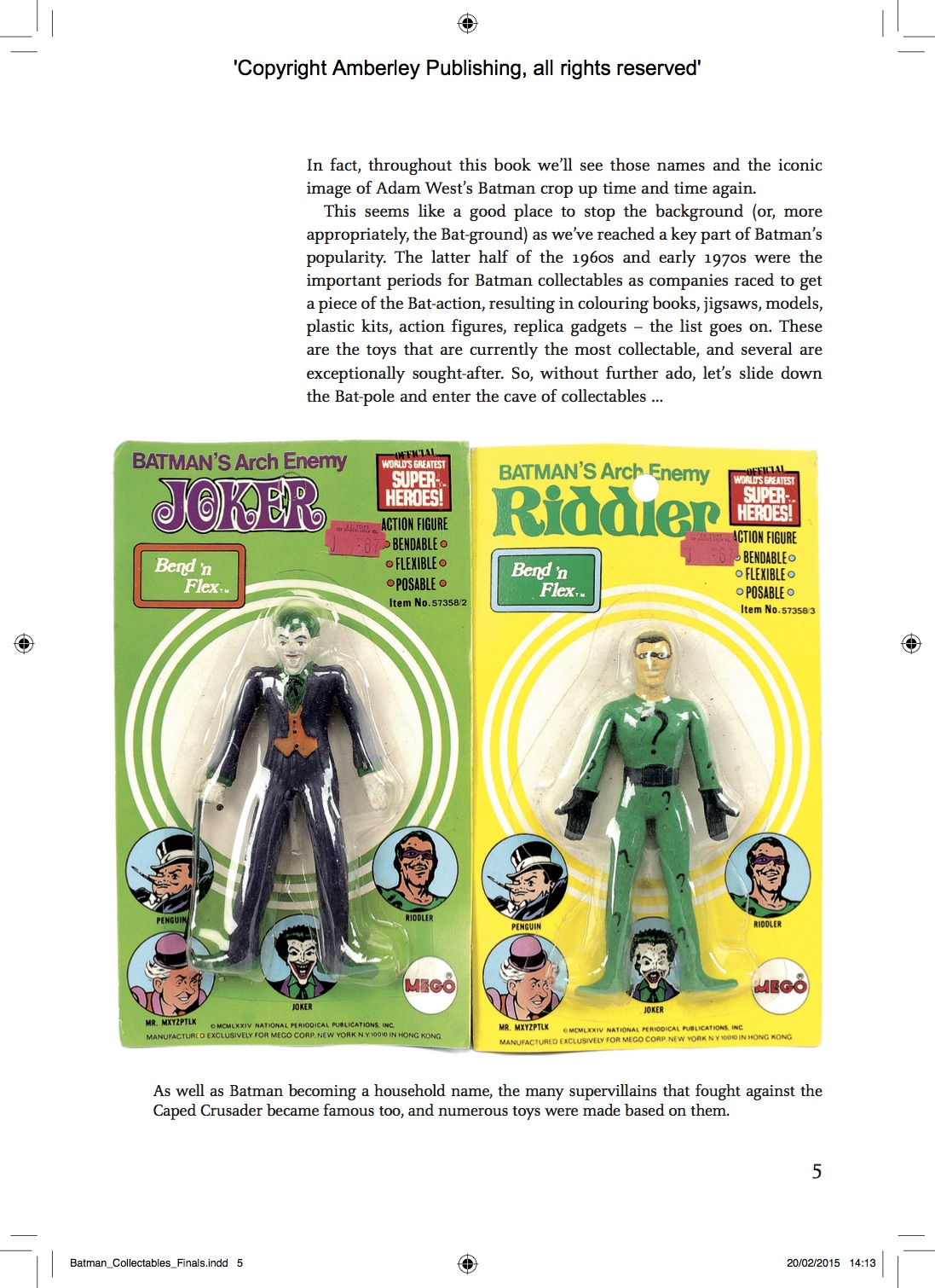 Batman Collectibles Merged File [TXT]-1