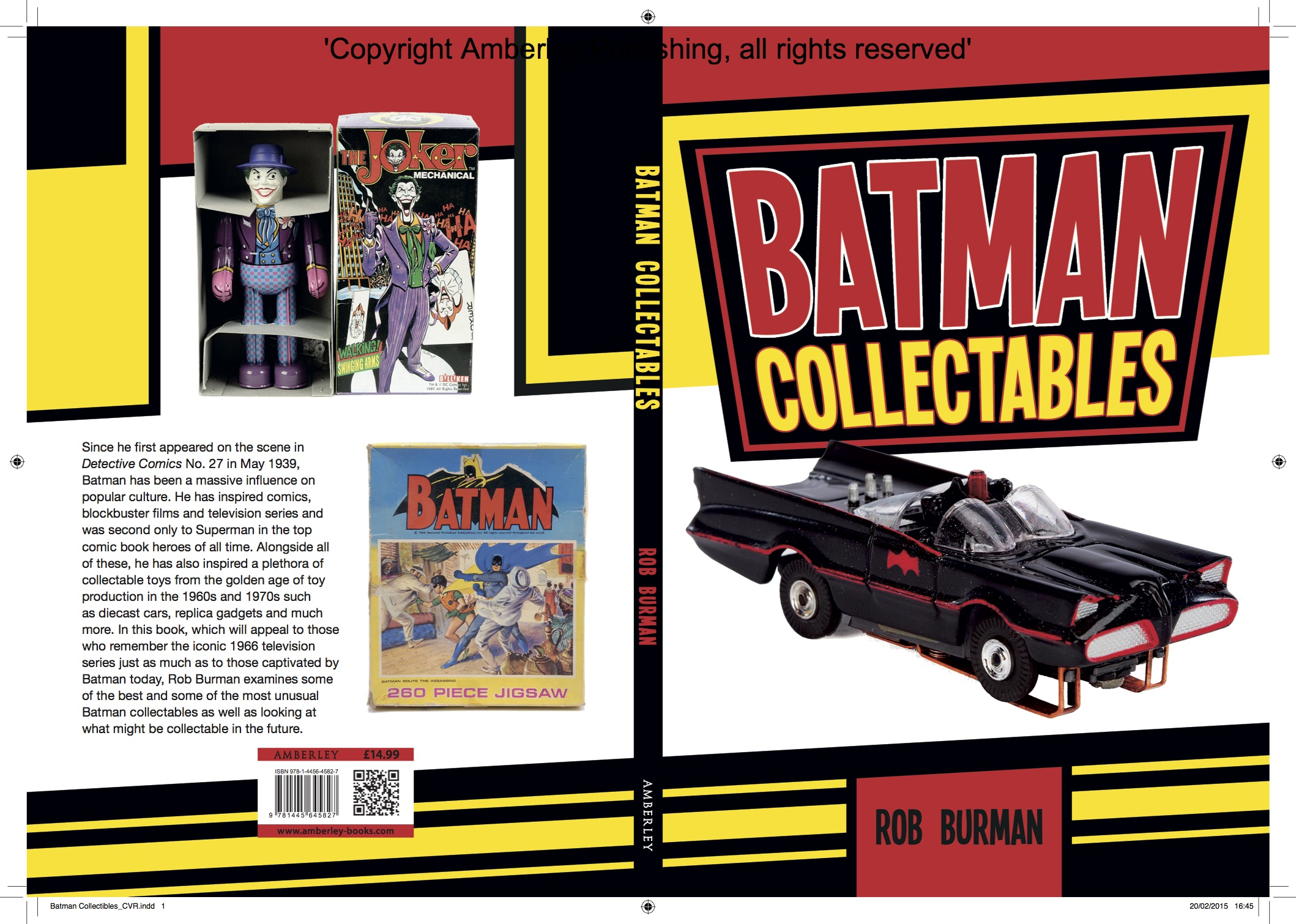 Batman Collectibles Merged File [TXT]