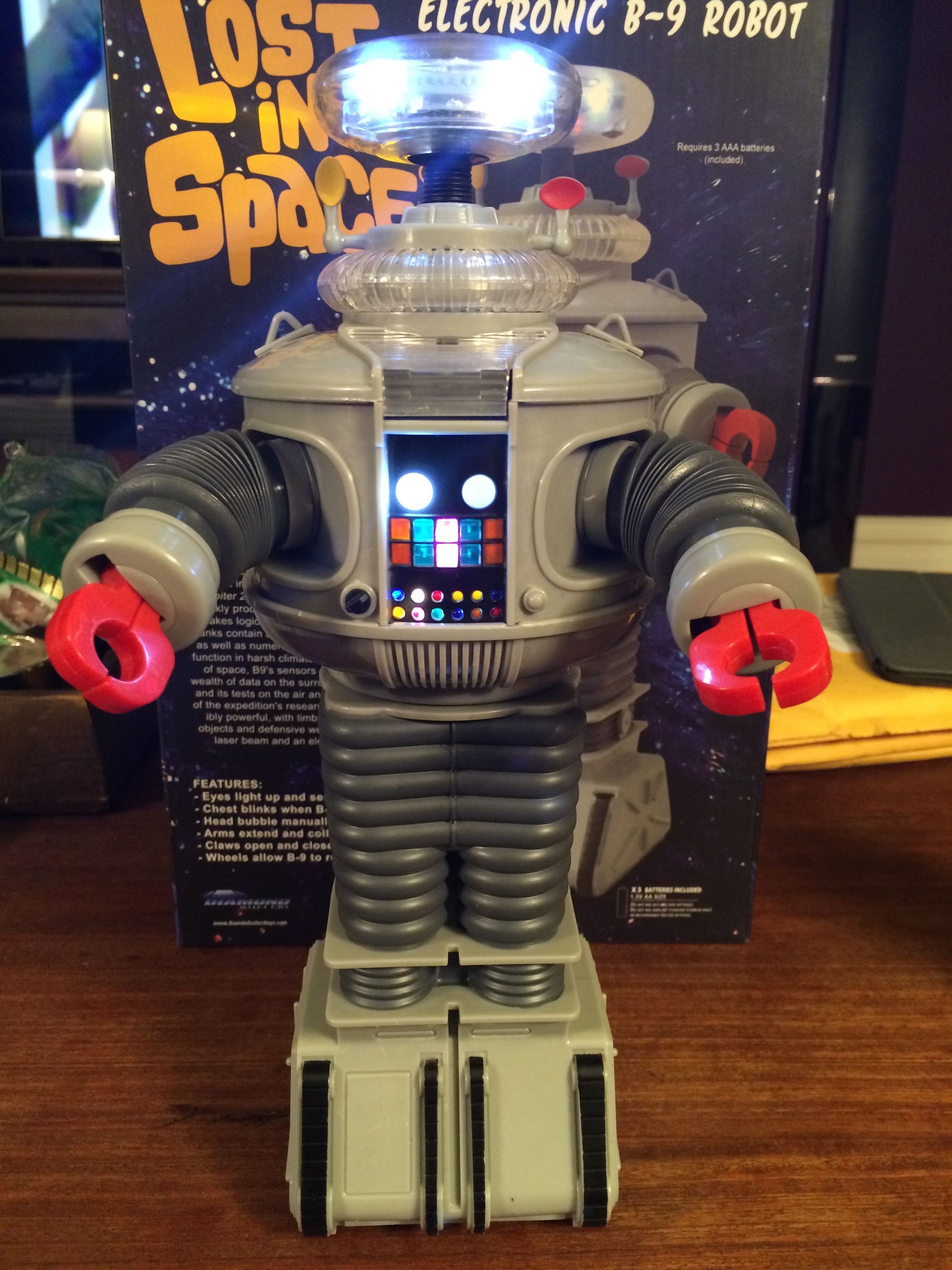 Lost In Space Robot One Of The Best Toys I Never Had