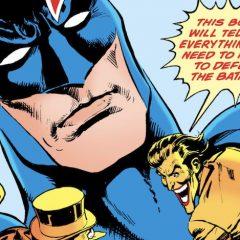 How LEN WEIN Told THE UNTOLD LEGEND OF THE BATMAN