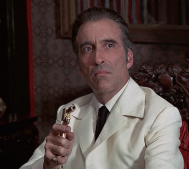 CHRISTOPHER LEE Will Always be SCARAMANGA First | 13th ...