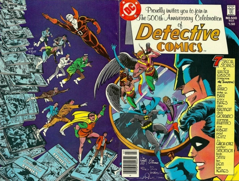 Not all Giordano but his Batman and Robin are so prominent I've always considered this a Giordano cover ...