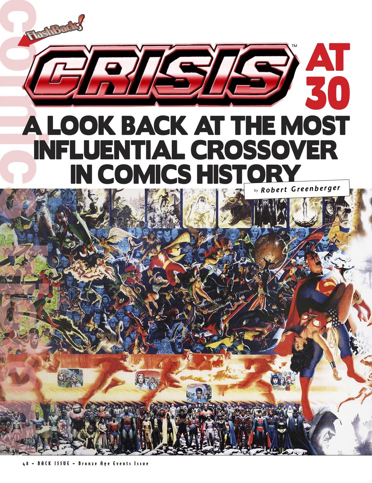 BI #82 Crisis