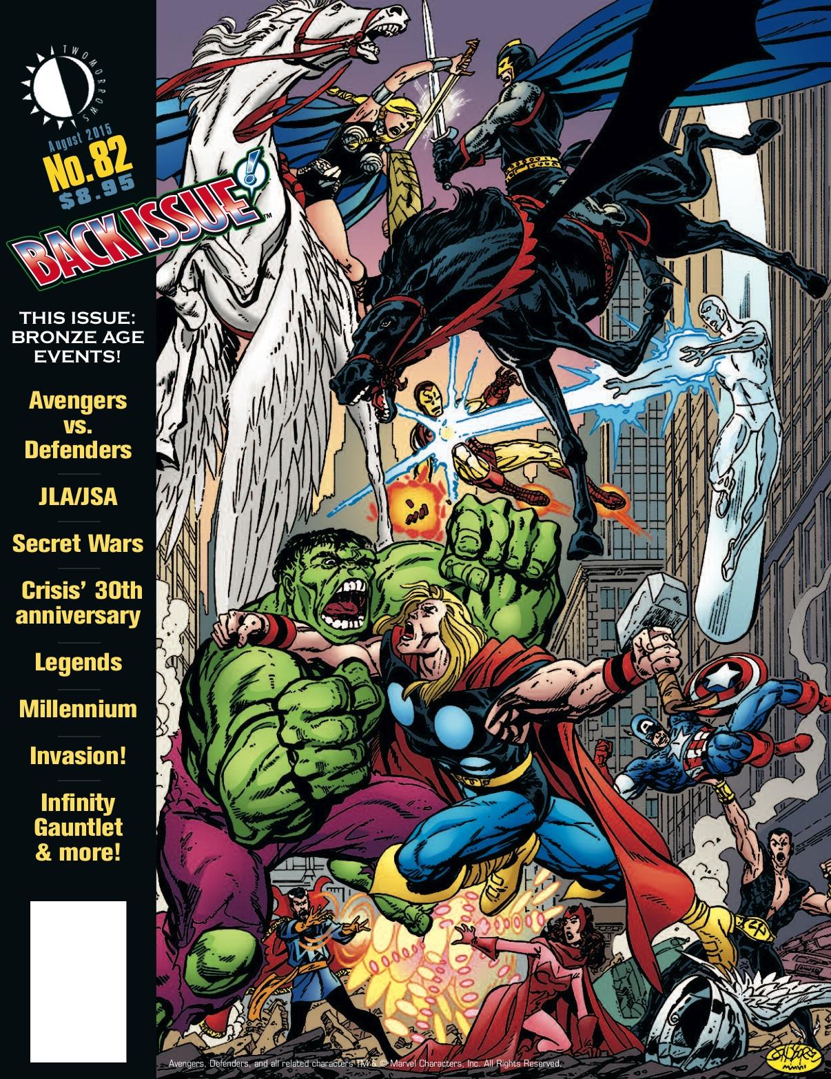 BI #82 cover