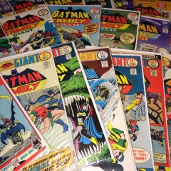 BATMAN FAMILY: The Coolest Batbook of the Bronze Age