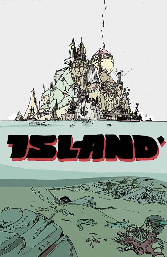Islandcover