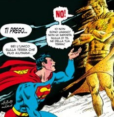 The Italian Voice of DC COMICS