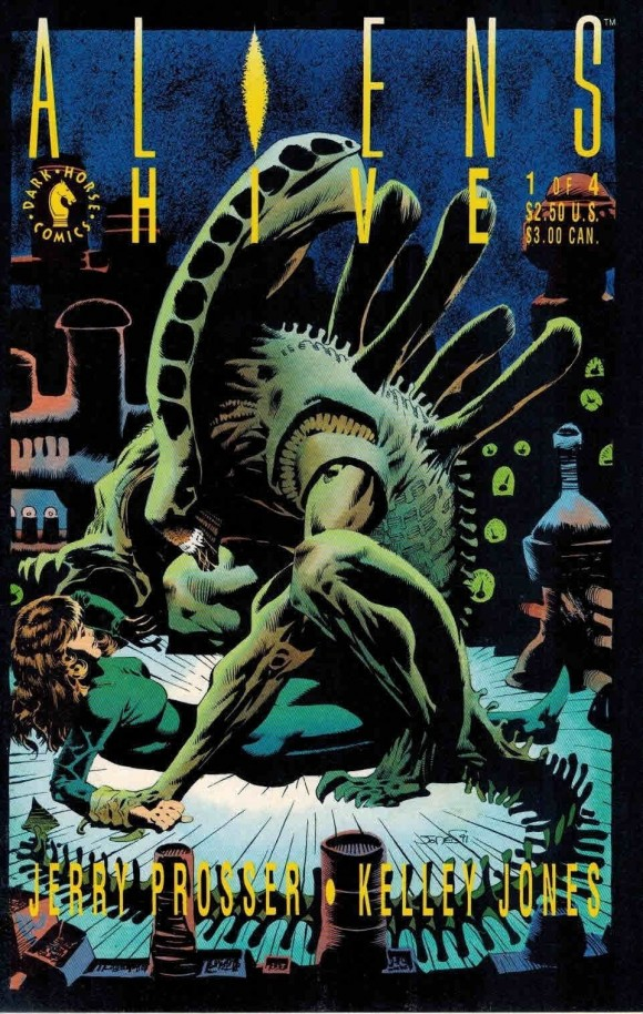 Aliens-Hive-1-4-Complete-Set-Kelly-Jones-BATMAN-290144073091