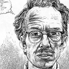 13 GREAT SKETCHES: A ROBERT CRUMB Birthday Retrospective