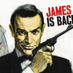 13 GREAT POSTERS: A SEAN CONNERY Salute