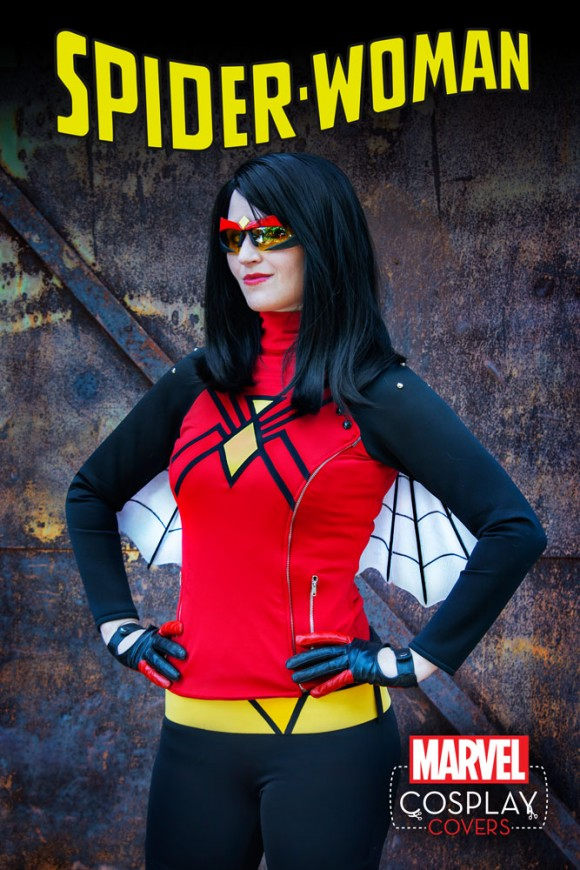 Spider-Woman #1 Cosplay Variant by Yashuntafun Cosplay